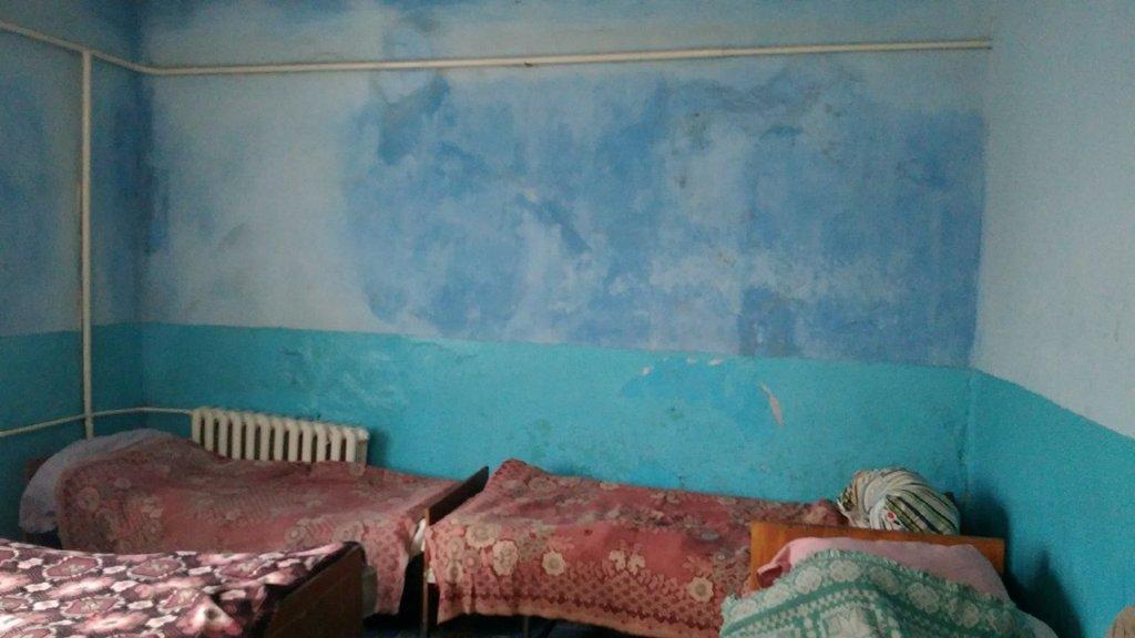 Непотрібні пацієнти: в яких умовах живуть у Буданівській психоневрологічній лікарні.