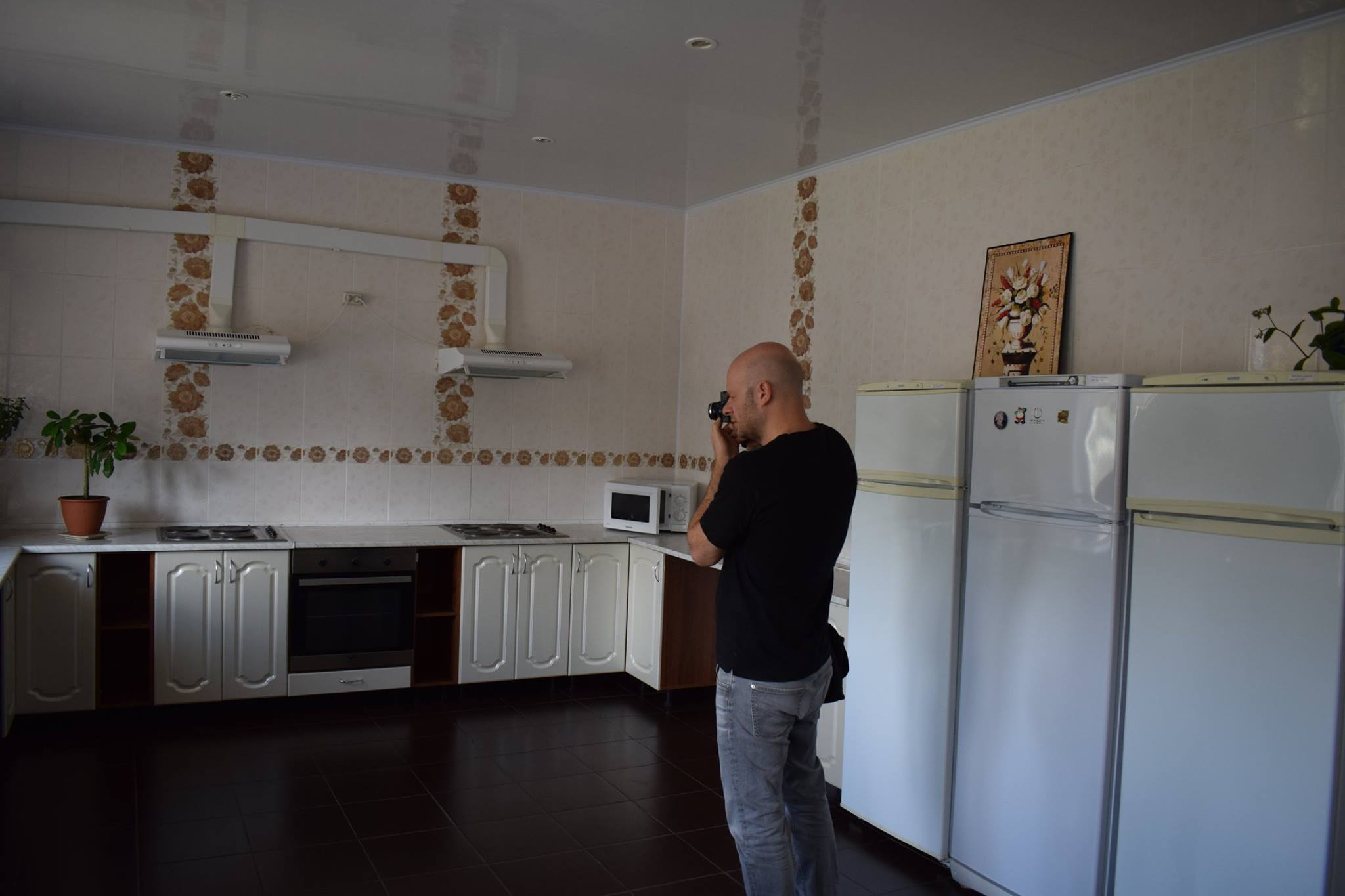 Михайло Фридман відвідав Кам'янську колонію №34 в рамках авторського фотопроекту