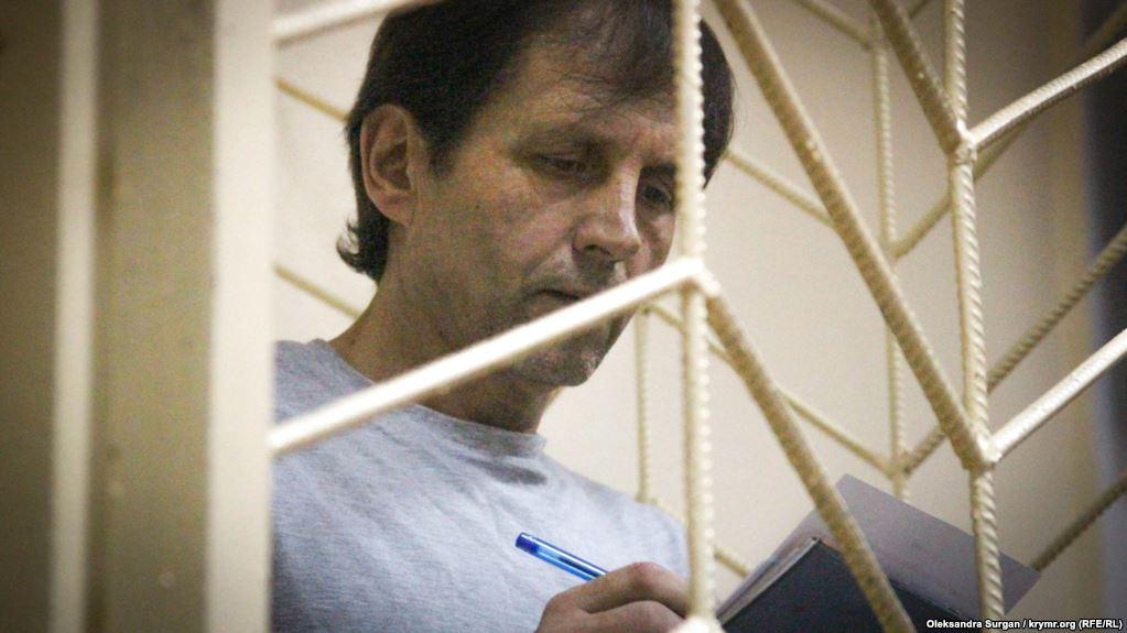 Володимир Балух на 205 дні голодування призупинив свій протест