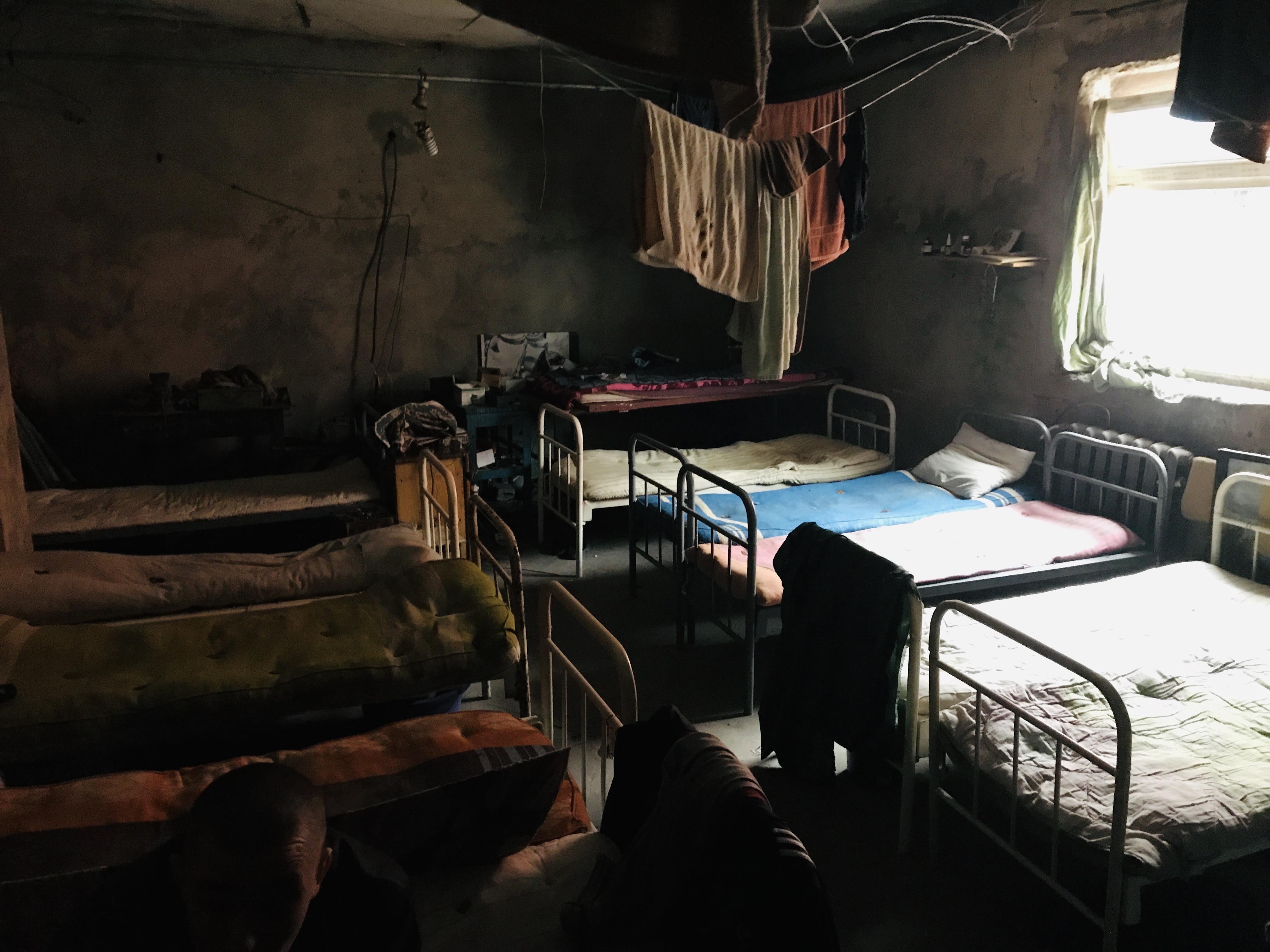 У Жовтоводській виправній колонії ув'язнених тримали у підсобному приміщенні пекарні