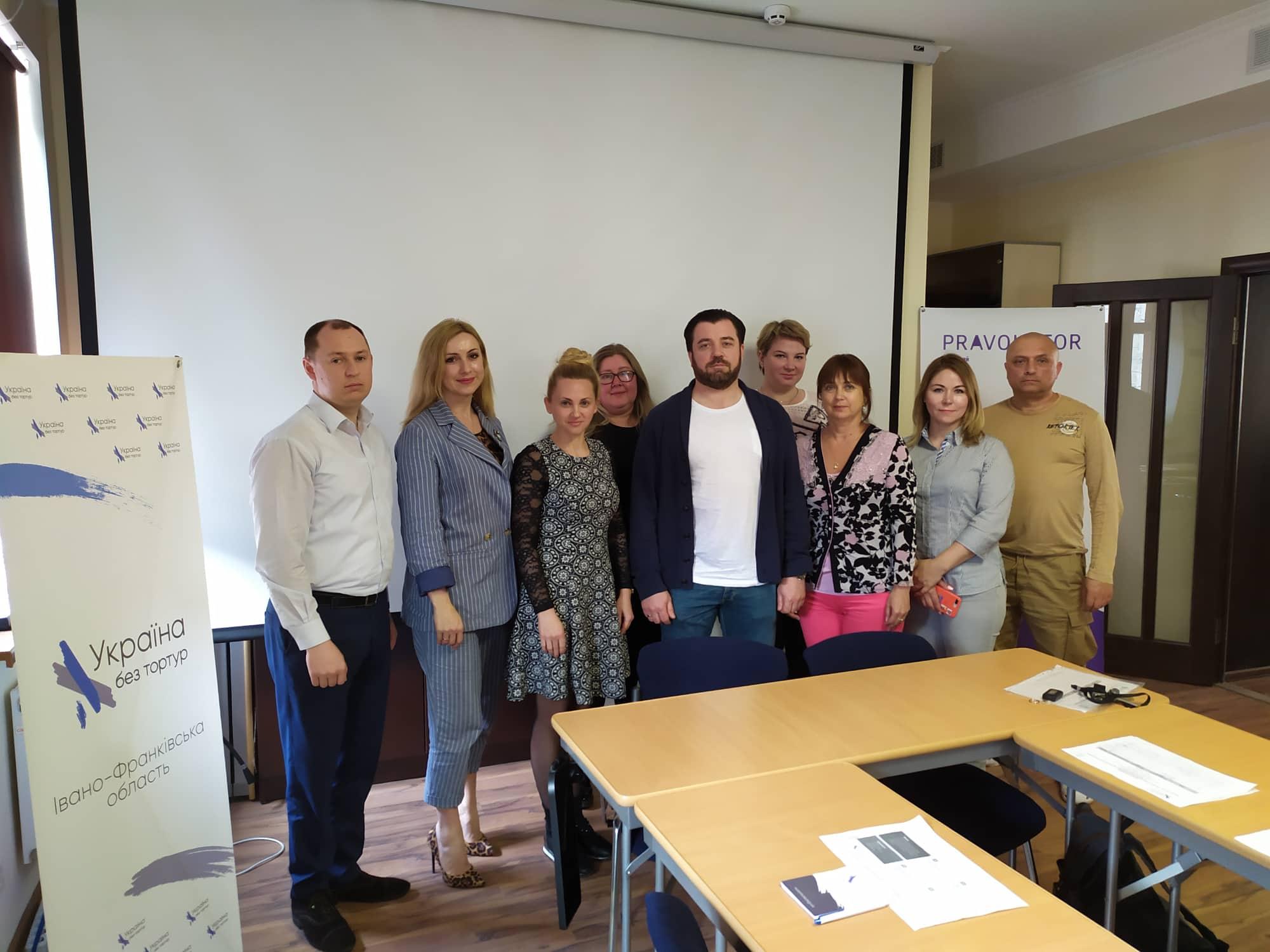 Як пройшла зустріч із моніторами НПМ у Львові