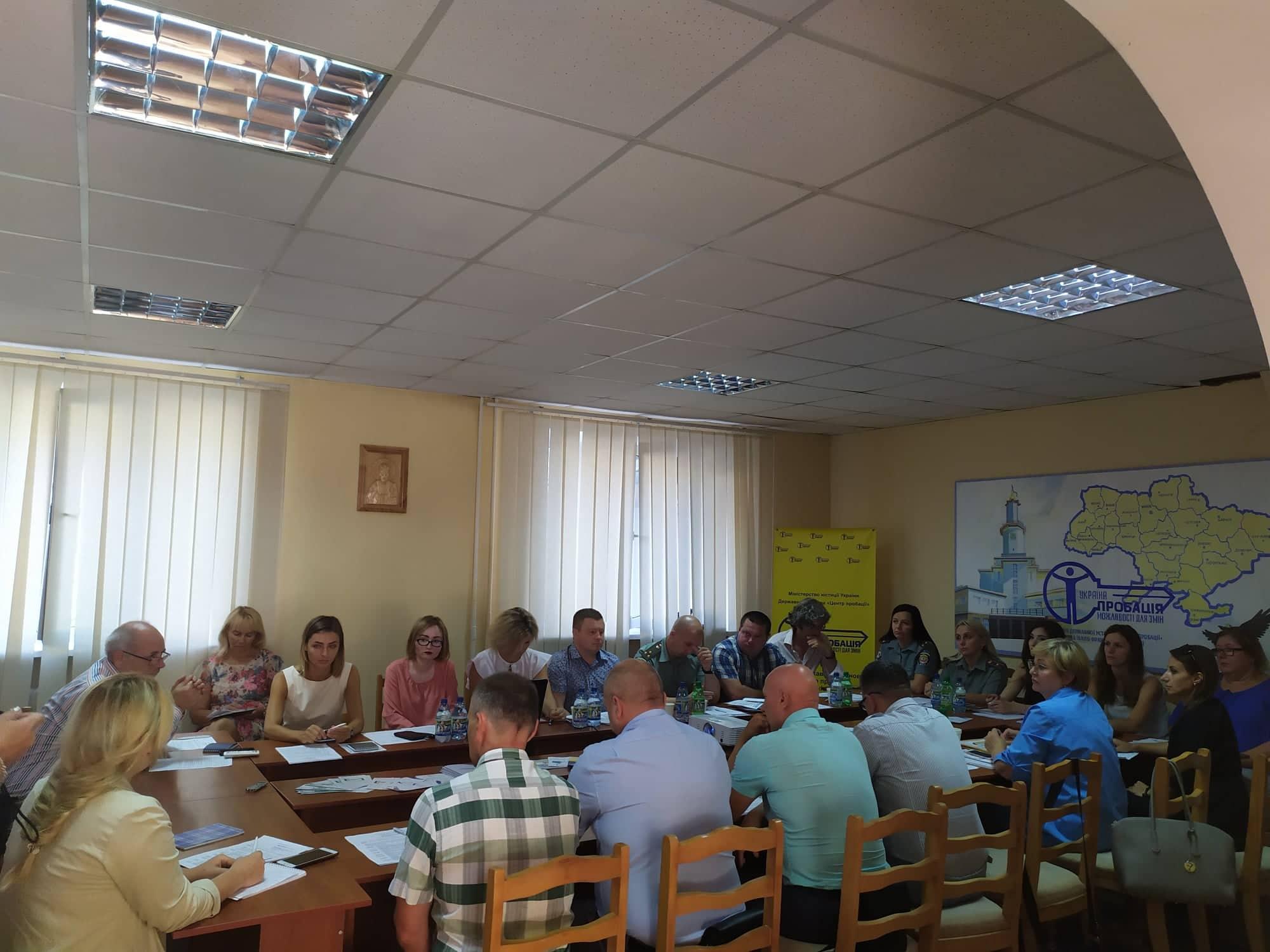 У Івано-Франківську відбулась фокус-група щодо наповнення інформаційно-комунікаційної платформи «monitor-info»