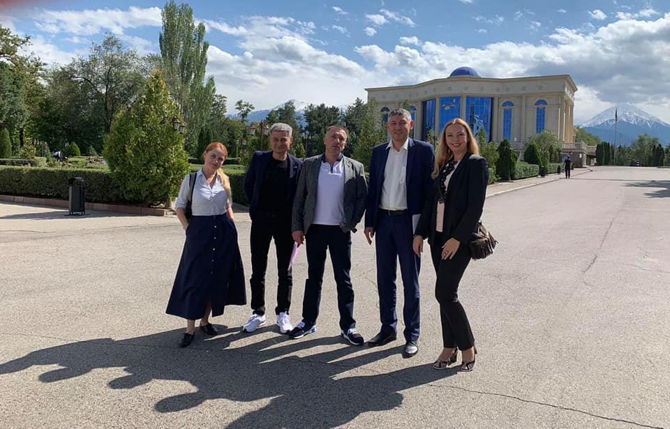Обмен опытом между национальными превентивными механизмами Украины и Республикой Казахстан