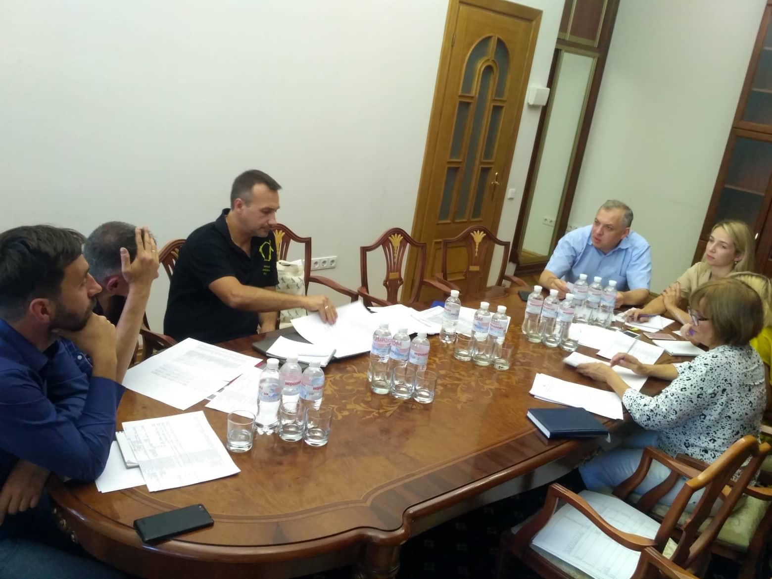 Відбулося засідання  робочої групи щодо відбору кандидатів на  навчання у Базовому тренінгу для  громадських моніторів з моніторингу місць несвободи.