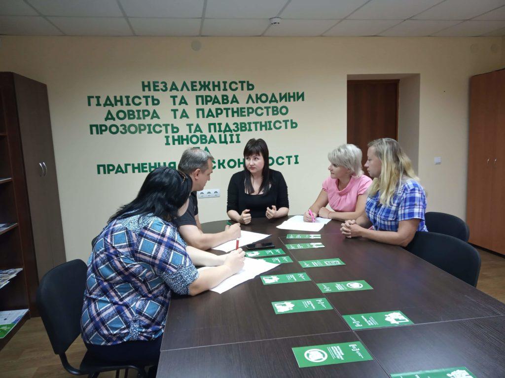 У Миколаєві відбулась фокус-група щодо наповнення інформаційно-комунікаційної платформи «monitor-info»