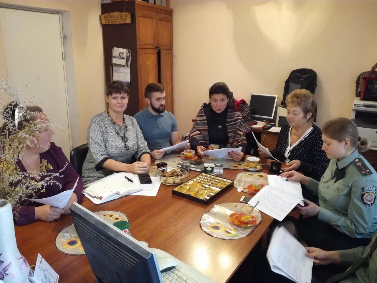 У Чернігові відбулась фокус-група щодо наповнення інформаційно-комунікаційної платформи «monitor-info»
