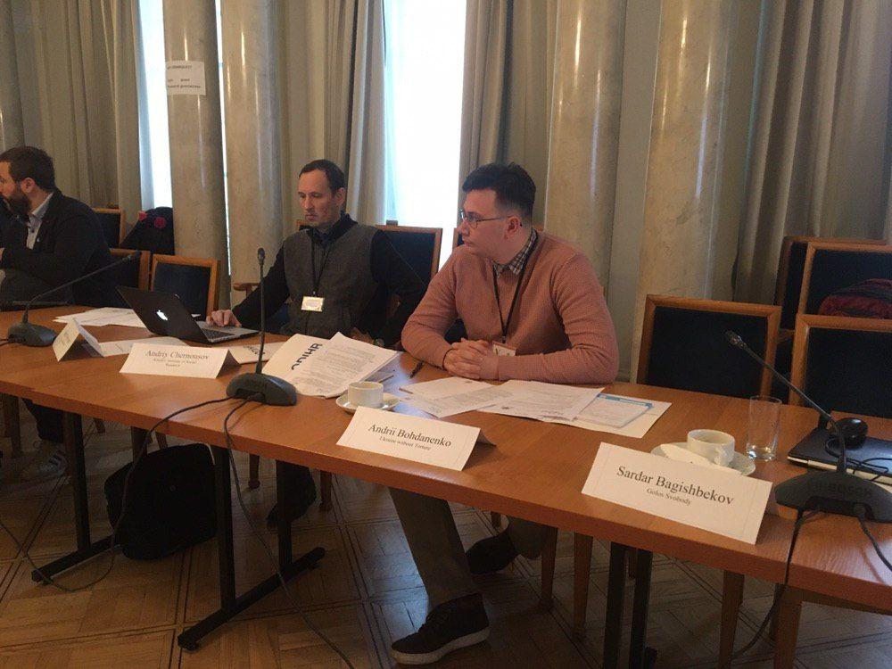 ГО «Україна без тортур» взяла участь в експертному обговоренні витоків тортур в регіоні ОБСЄ
