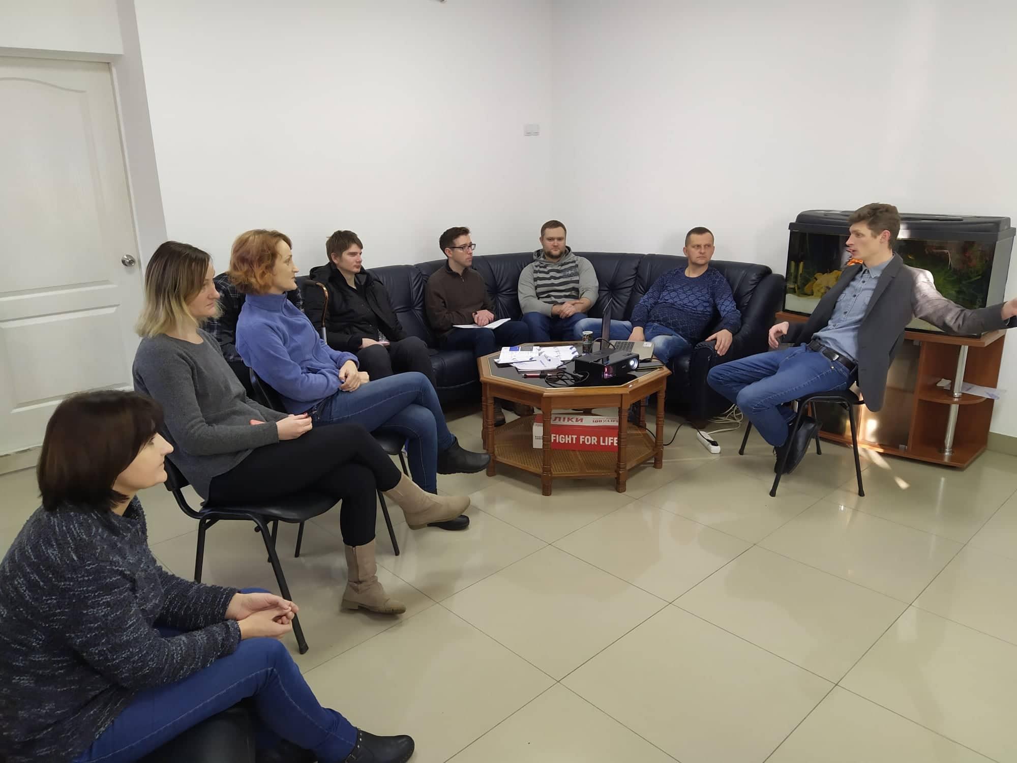 В Рівному презентували результати діяльності відокремленого підрозділу ГО «Україна без тортур» та закликали долучатися до реалізації НПМу в України
