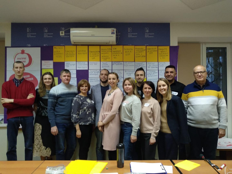 Стратегія подальшого розвитку НПМ в Україні