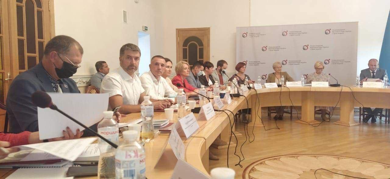 Координаційна рада з питань реалізації НПМ при Уповноваженому ВРУ з прав людини