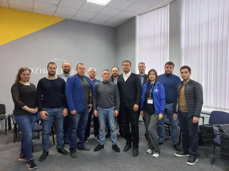 Зустріч ініціативної групи правозахисників Харківщини